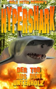 Hypershark Cover E-Book
